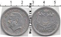 Каталог монет - монета  Монако 2 франка