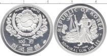 Каталог монет - монета  Корея 100 вон