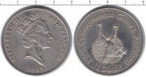 Каталог монет - монета  Новая Зеландия 1 доллар