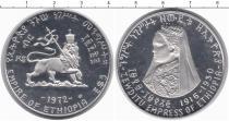 Каталог монет - монета  Эфиопия 5 долларов