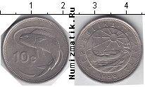 Каталог монет - монета  Мальта 10 центов