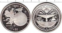Каталог монет - монета  Маршалловы острова 50 долларов