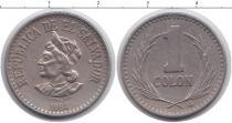 Каталог монет - монета  Сальвадор 1 колон