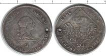 Каталог монет - монета  Бранденбург 20 крейцеров