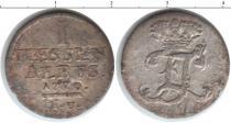Каталог монет - монета  Гессен-Кассель 1 альбус