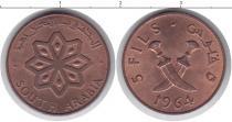 Каталог монет - монета  Саудовская Аравия 5 филс