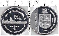 Каталог монет - монета  Мартиника 1 1/2 евро