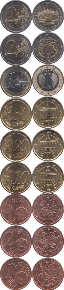 Каталог - подарочный набор  Германия Евронабор 2007 года
