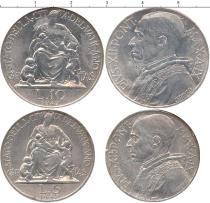 Каталог - подарочный набор  Ватикан Ватикан 1947 г,
