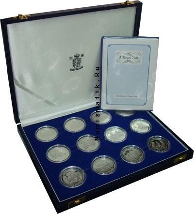 Каталог - подарочный набор  Гибралтар Гибралтар 2005