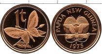 Каталог - подарочный набор  Папуа-Новая Гвинея 1 тоа