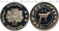 Каталог - подарочный набор  Сингапур Год козы
