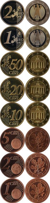 Каталог - подарочный набор  Германия Евронабор 2002