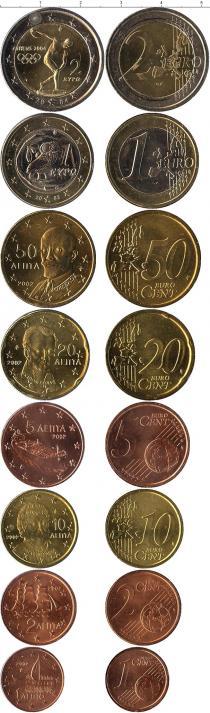 Каталог - подарочный набор  Греция Олимпийские игры-2004 в Афинах