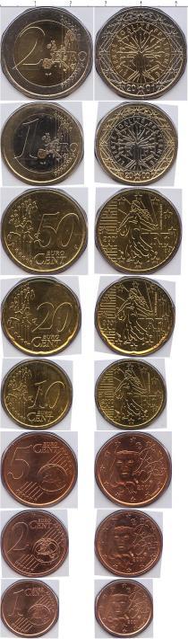 Каталог - подарочный набор  Франция Евронабор 2000-2001 гг,