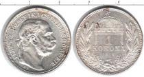 Каталог монет - монета  Австро-Венгрия 1 крона