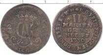 Каталог монет - монета  Восточная Фризия 1/24 талера