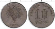 Каталог монет - монета  Вьетнам 5 донг