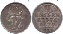 Каталог монет - монета  Гессен-Кассель 2 альбуса