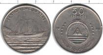 Каталог монет - монета  Кабо-Верде 50 эскудо