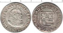 Каталог монет - монета  Ханау-Лихтенберг 1 тестон
