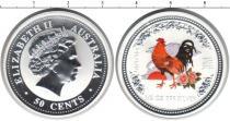 Каталог монет - монета  Австралия 50 центов