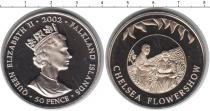 Каталог монет - монета  Фолклендские острова 50 пенсов