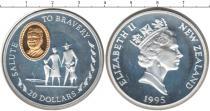 Каталог монет - монета  Новая Зеландия 20 долларов