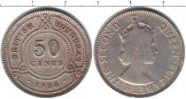 Каталог монет - монета  Гондурас 50 сентаво