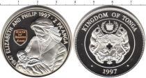 Каталог монет - монета  Тонга 2 панга