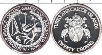 Каталог монет - монета  Теркc и Кайкос 20 крон