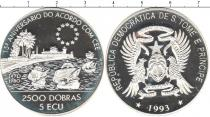 Каталог монет - монета  Сан-Томе и Принсипи 2500 добрас