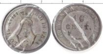 Каталог монет - монета  Французская Гвиана 10 сантим