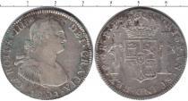 Каталог монет - монета  Боливия 4 реала