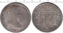 Каталог монет - монета  Боливия 8 реалов