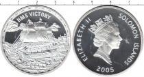 Каталог монет - монета  Соломоновы острова 25 долларов