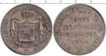 Каталог монет - монета  Ангальт 1 талер
