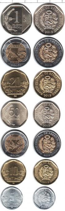 Каталог - подарочный набор  Перу Перу 2012-2013