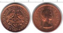 Каталог монет - монета  ЮАР 1/4 пенни