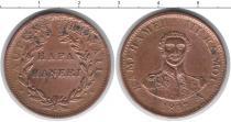 Каталог монет - монета  Гавайские острова 1 цент