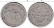 Каталог монет - монета  Чили 1 десим