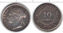 Каталог монет - монета  Гондурас 10 центов