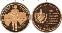 Каталог монет - монета  Куба 100 песо
