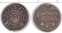 Каталог монет - монета  Мадрас 2 фанама