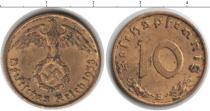 Каталог монет - монета  Третий Рейх 1 пфенниг