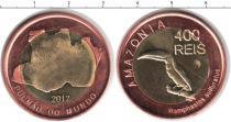 Каталог монет - монета  Амазония 400 рейс