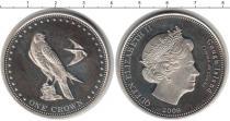 Каталог монет - монета  Остров Гоф 1 крона