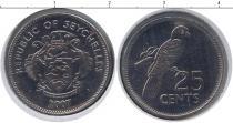 Каталог монет - монета  Сейшелы 25 центов