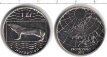 Каталог монет - монета  Северный Полюс 1 крона