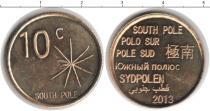 Каталог монет - монета  Антарктида 10 центов